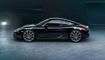 Porsche Cayman Black Edition 3