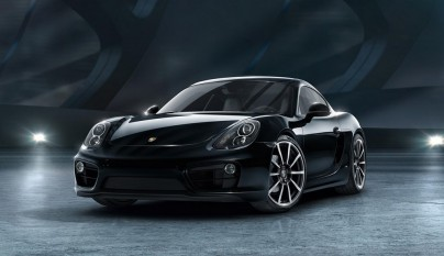 Porsche Cayman Black Edition 4