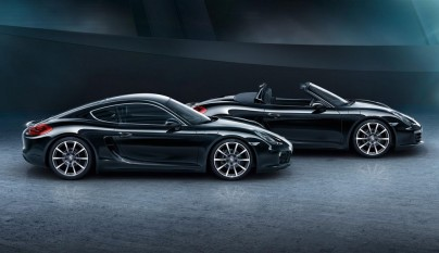 Porsche Cayman Black Edition 7