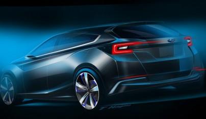 Subaru Impreza 5-Door Concept 5