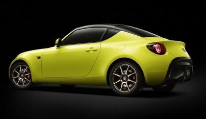 Toyota S-FR Concept 1