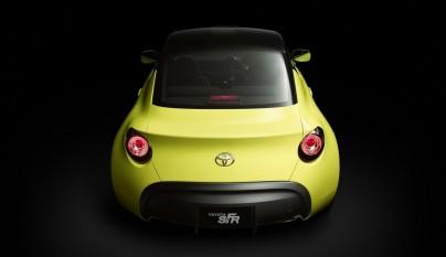 Toyota S-FR Concept 13