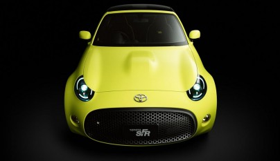 Toyota S-FR Concept 14