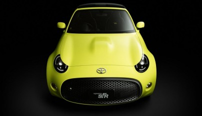 Toyota S-FR Concept 15