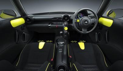 Toyota S-FR Concept 22