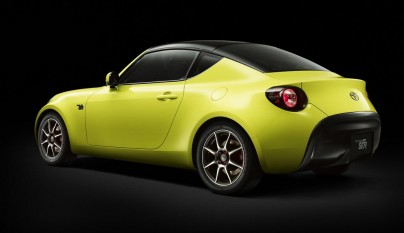 Toyota S-FR Concept 23
