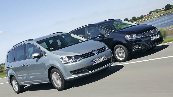 Volkswagen y SEAT