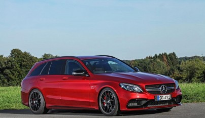 Wimmer Mercedes-AMG C 63 S Estate 1