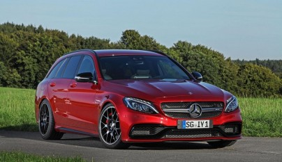 Wimmer Mercedes-AMG C 63 S Estate 2