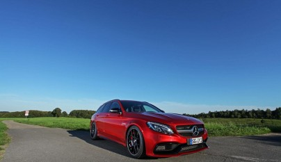 Wimmer Mercedes-AMG C 63 S Estate 4