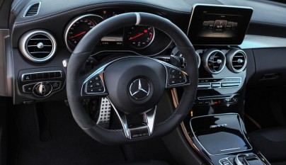 Wimmer Mercedes-AMG C 63 S Estate 8