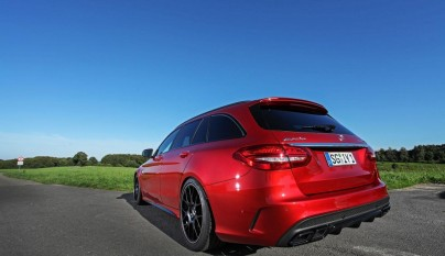 Wimmer Mercedes-AMG C 63 S Estate 9