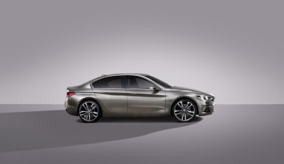 BMW Concept Compact Sedan 12