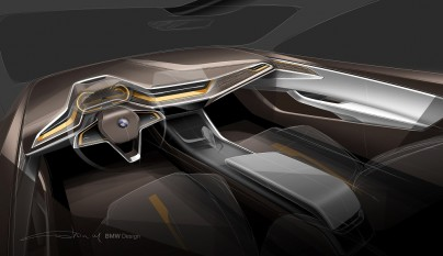 BMW Concept Compact Sedan 15