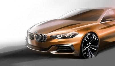 BMW Concept Compact Sedan 19