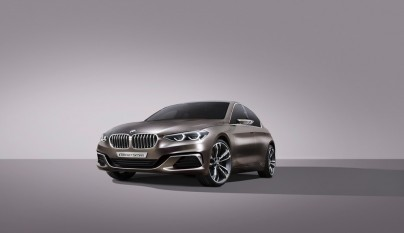 BMW Concept Compact Sedan 2