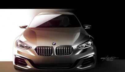 BMW Concept Compact Sedan 20