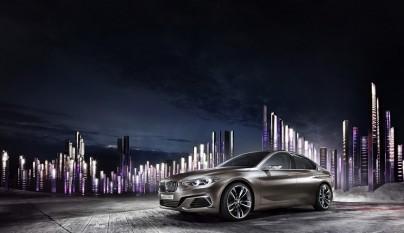 BMW Concept Compact Sedan 5