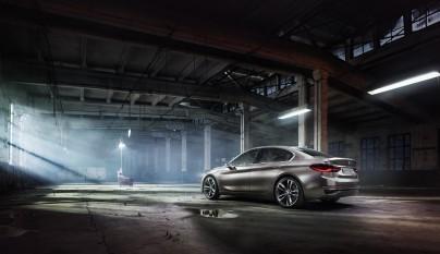 BMW Concept Compact Sedan 6