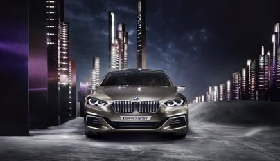 BMW Concept Compact Sedan 7