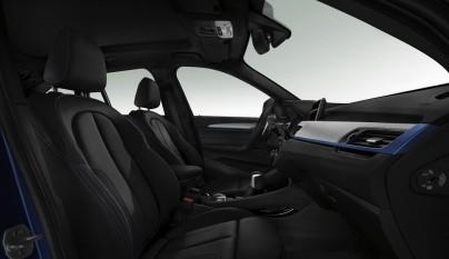 BMW X1 M Sport asientos
