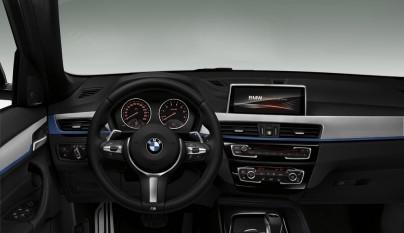 BMW X1 M Sport  interior