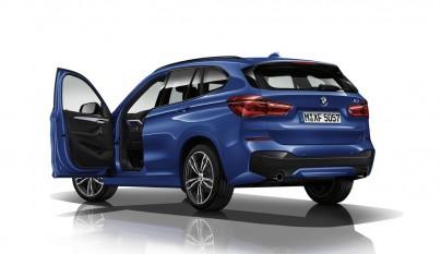 BMW X1 M Sport zaga tres cuartos