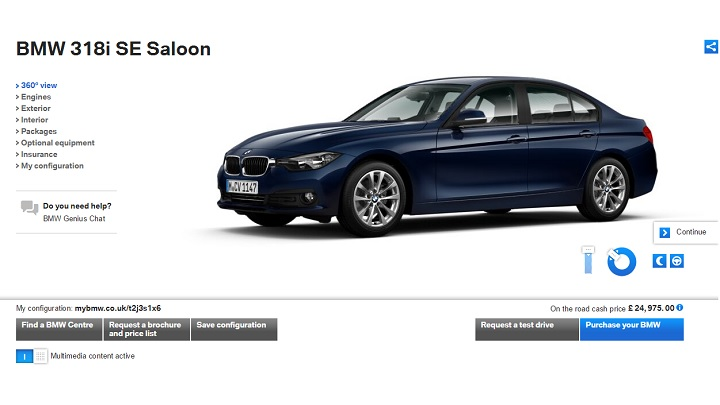 BMW compra