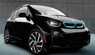 BMW i3 Shadow Sport frontal