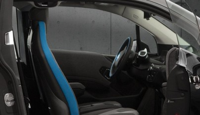 BMW i3 Shadow Sport interior