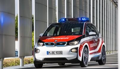 BMW i3 bomberos 7