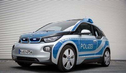 BMW i3 policia 5