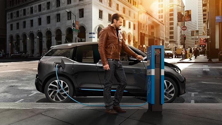 BMW i3 recarga