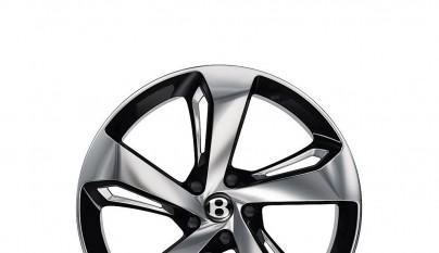 Bentley Bentayga First Edition llanta