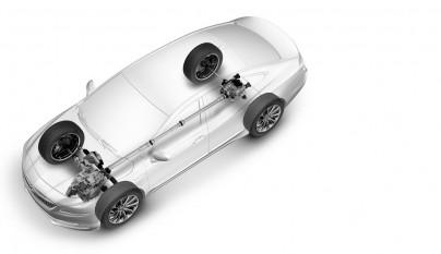 Buick LaCrosse mecanica