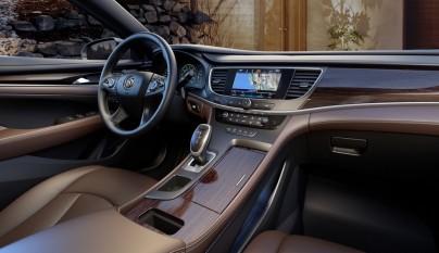 Buick LaCrosse salpicadero 2