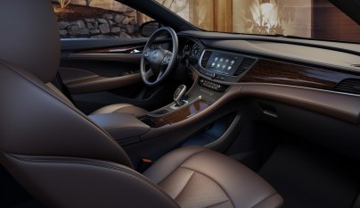 Buick LaCrosse salpicadero