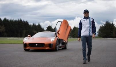 Felipe Massa Jaguar