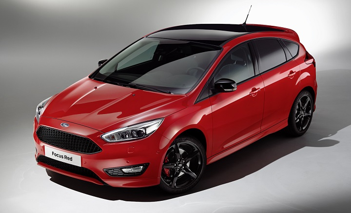 Focus 2015 Red and Black edition 1