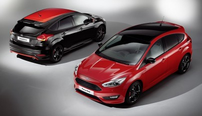 Focus 2015 Red and Black edition 2