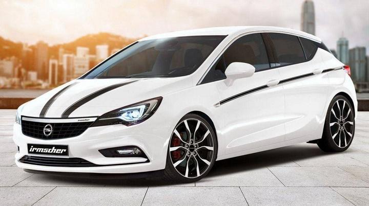 Irmscher Opel Astra 2016