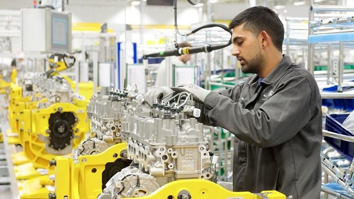 Jaguar Land Rover engines