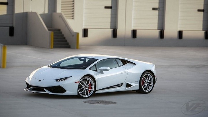 Lamborghini Huracan VF Engineering frontal