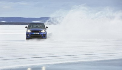 Land Rover Range Rover Sport SVR 3