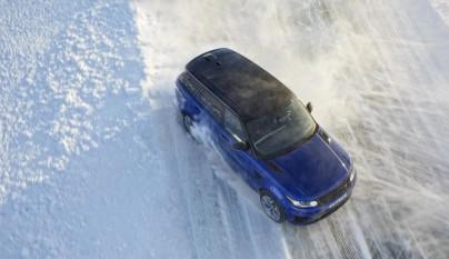 Land Rover Range Rover Sport SVR 5