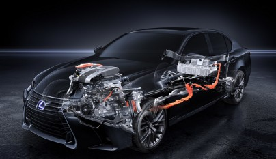 Lexus GS 300h 10