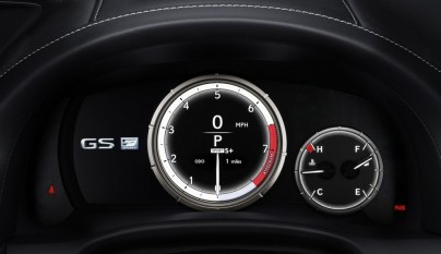 Lexus GS 300h 11