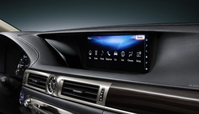 Lexus GS 300h 12