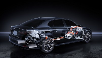 Lexus GS 300h 13