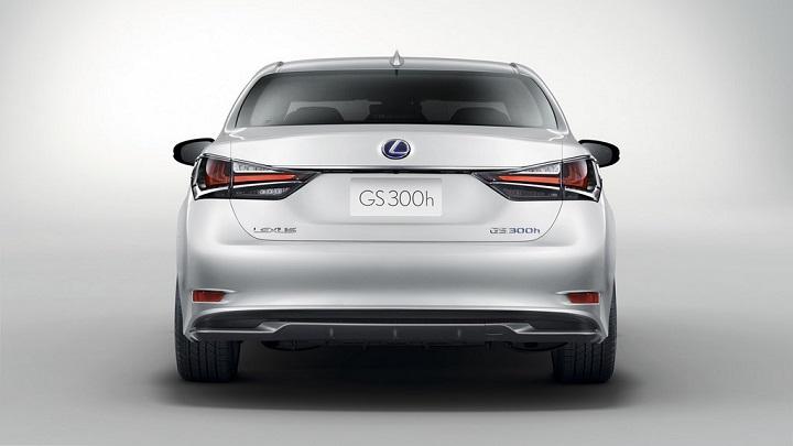 Lexus GS 300h 2